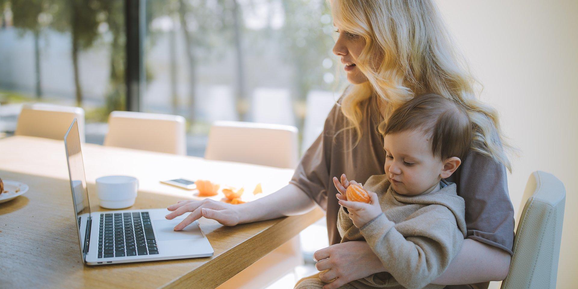 W zdrowym ciele zdrowy rodzic - BHP rodzica