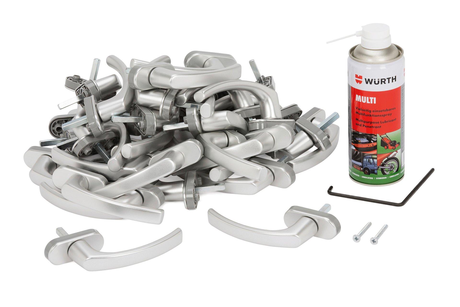 Jeden produkt, wiele zastosowań – uniwersalny preparat MULTI marki Würth