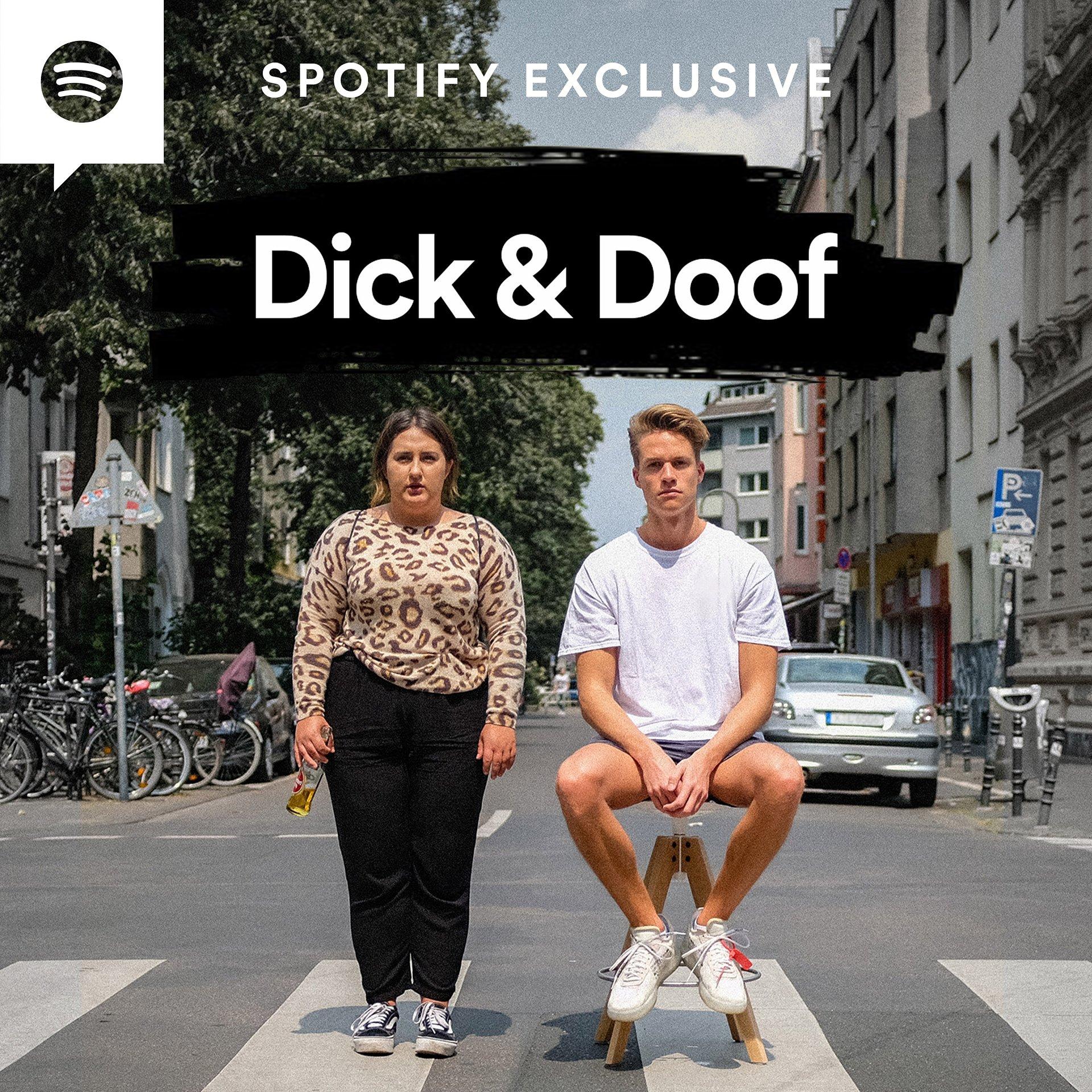 """Erfolgreicher Podcast """"Dick & Doof"""" ab morgen exklusiv auf Spotify"""