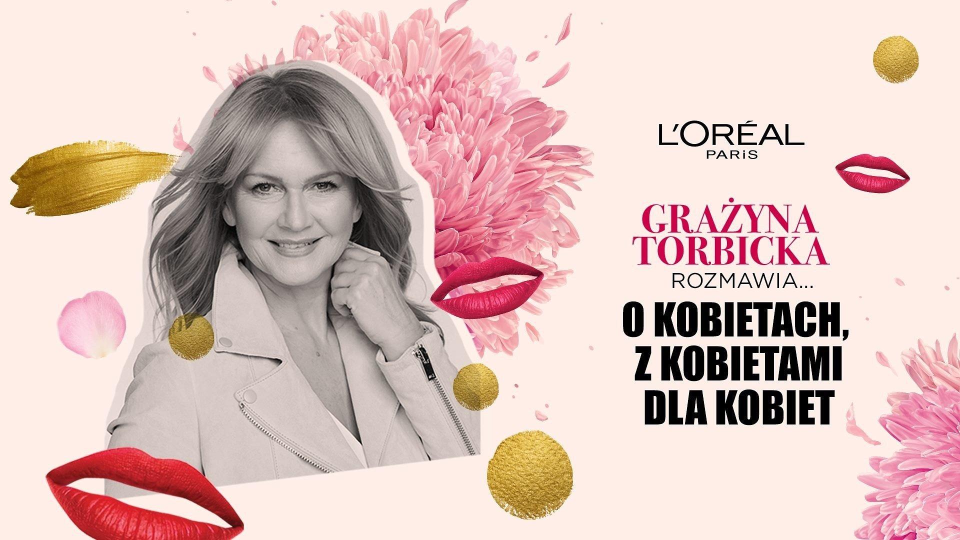 Grażyna Torbicka rozmawia… O kobietach, z kobietami, dla kobiet, czyli event online z kobietami w roli głównej