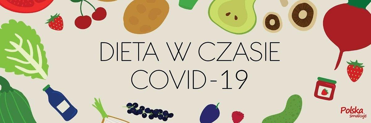 """Dieta w czasie COVID-19 i nowalijki - prezentacja online wyników """"Narodowych badań konsumpcji warzyw i owoców"""""""