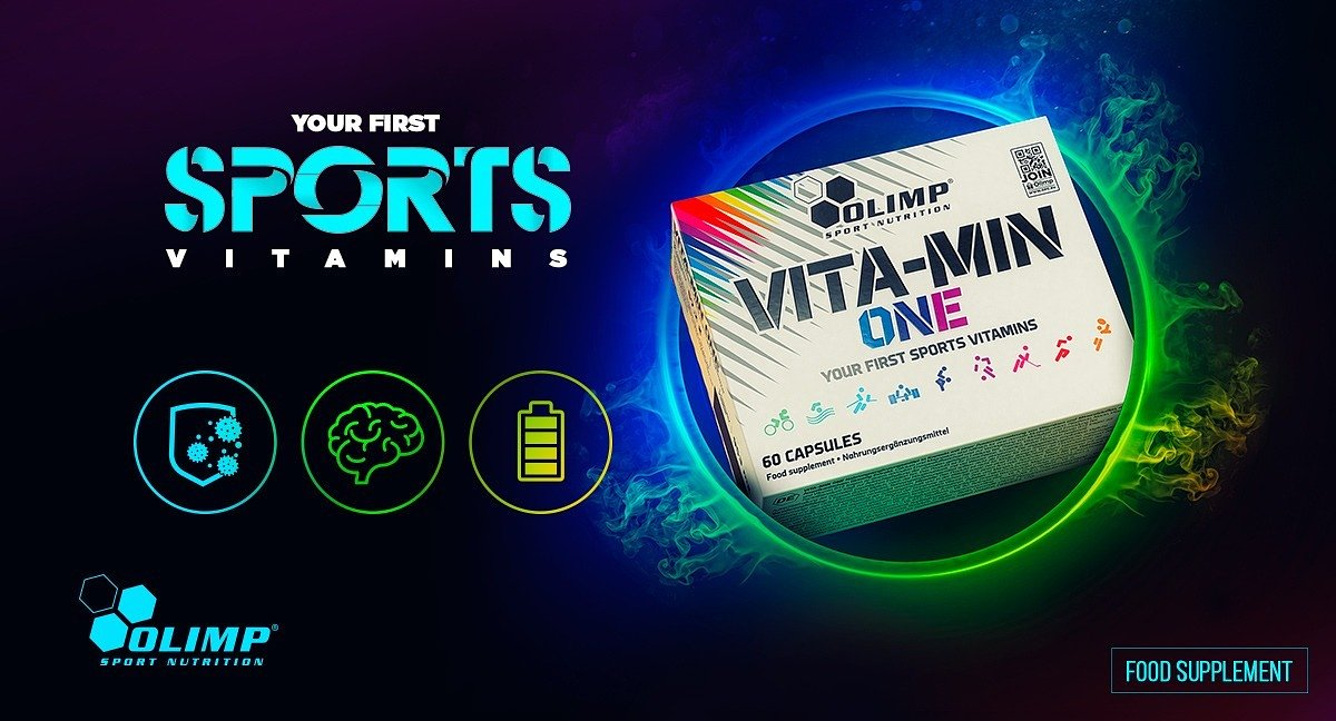 Vita-Min One – a new product from Olimp Sport Nutrition