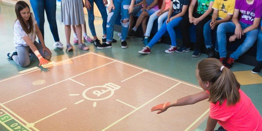 Magiczny Dywan onEVO – nowa generacja podłogi interaktywnej