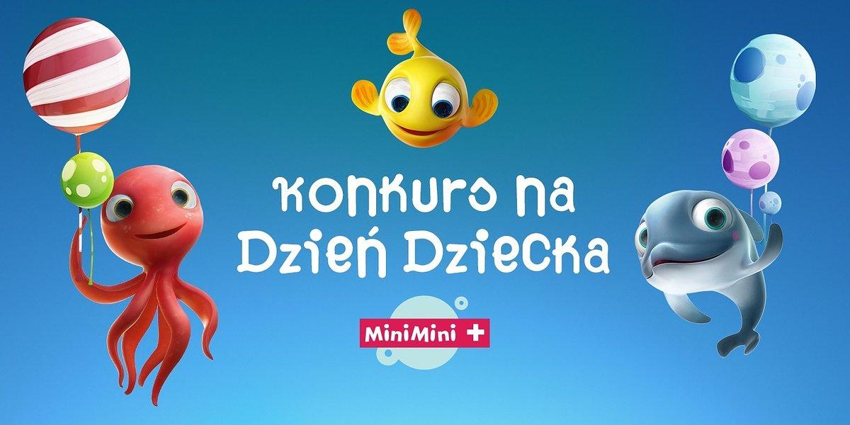 Dzień Dziecka z MiniMini+
