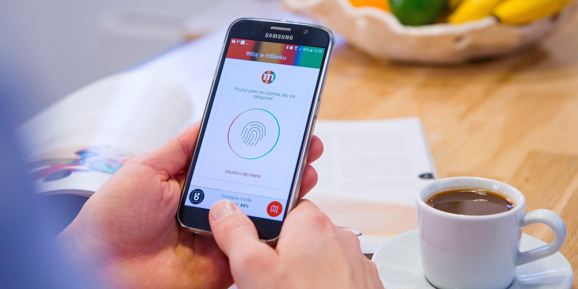 Zmiany w aplikacji mobilnej mBanku