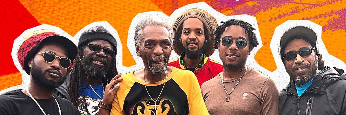 Legendarni The Wailers prezentują nowy utwór