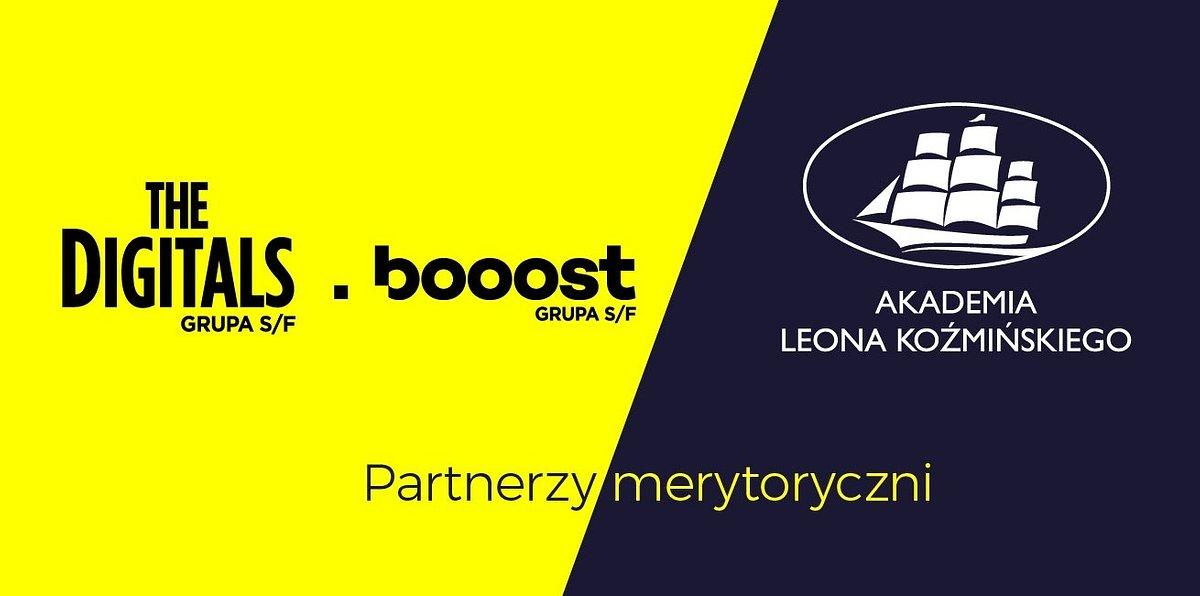 The Digitals i Booost Partnerami Merytorycznymi Akademii Leona Koźmińskiego