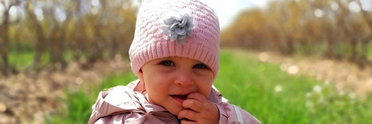Zuzanna, 16 miesięcy