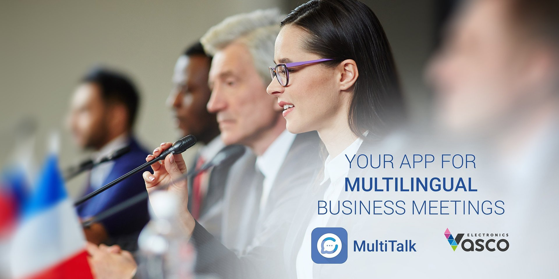 MultiTalk app makes real-time translations a reality in multilingual meetings