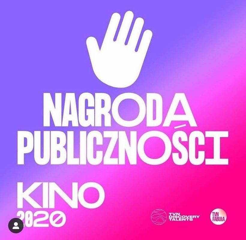 KINO 2020 - Nagroda Publiczności dla miniserialu #ZostańWdomu