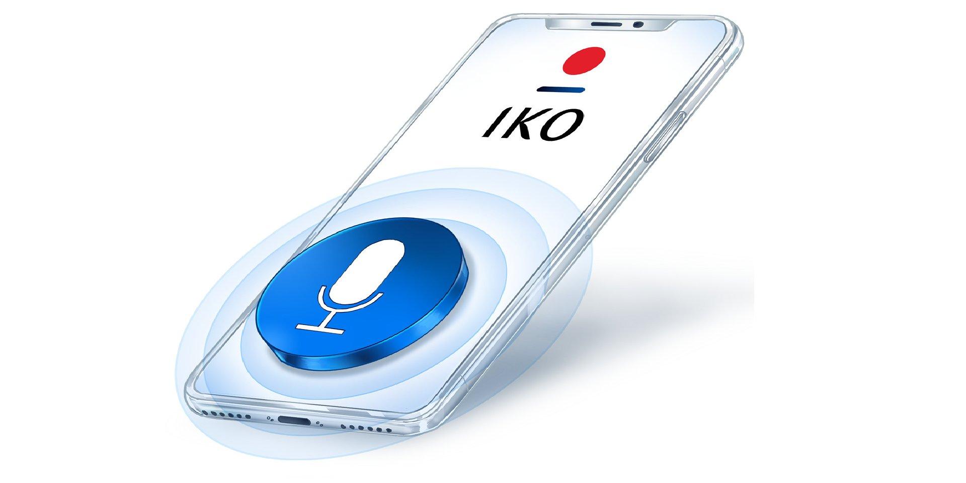 Asystent głosowy już dostępny w IKO!