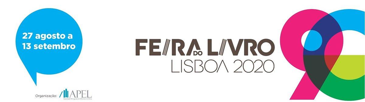 90.ª FEIRA DO LIVRO DE LISBOA ACONTECE ENTRE 27 DE AGOSTO E 13 SETEMBRO