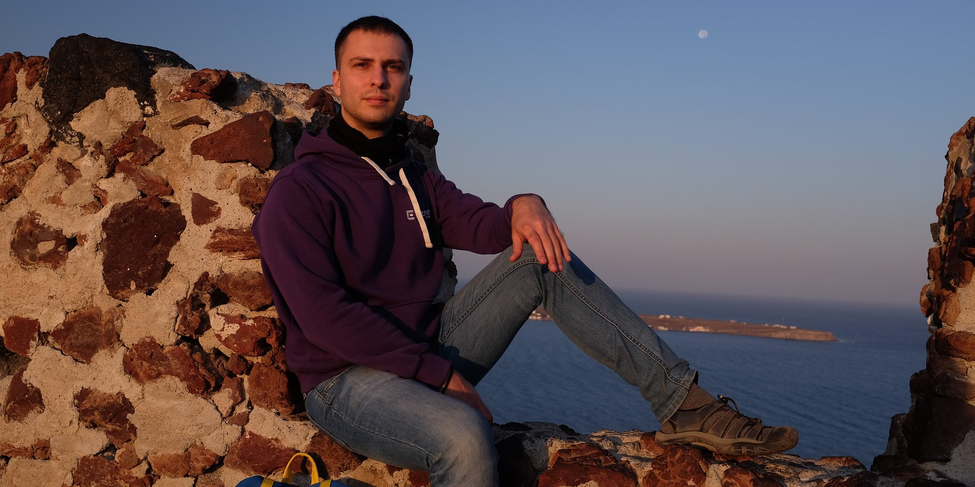 Keep calm and talk about technologies! An interview with Evgeniy Kudryashov