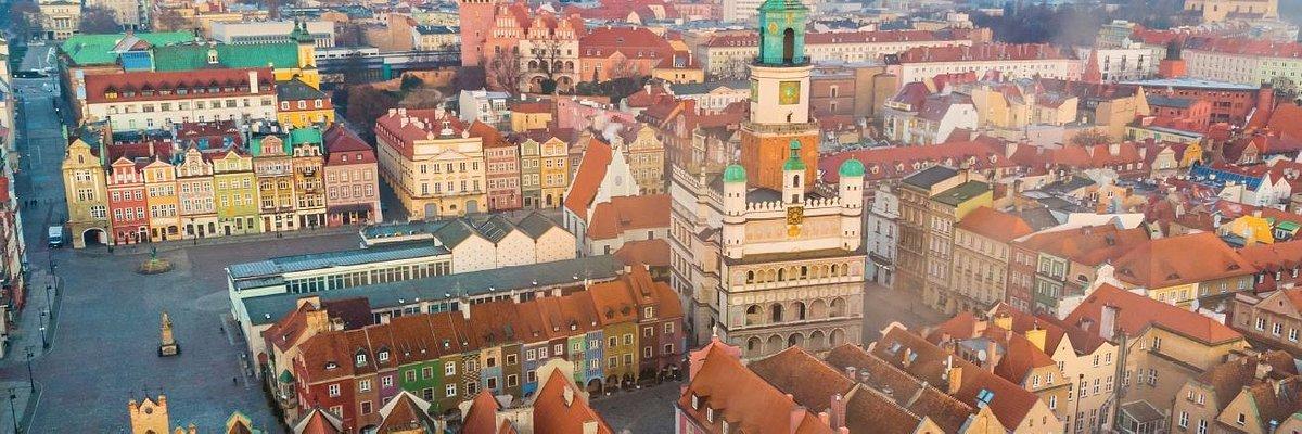 W Poznaniu padł rekord. Wartość inwestycji wzrosła o 55% w ciągu roku