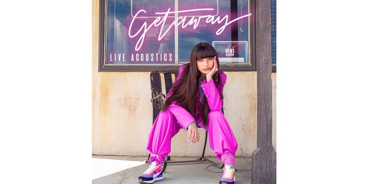 """""""Getaway – Live Acoustics"""" Viki Gabor już dostępne w serwisach cyfrowych"""