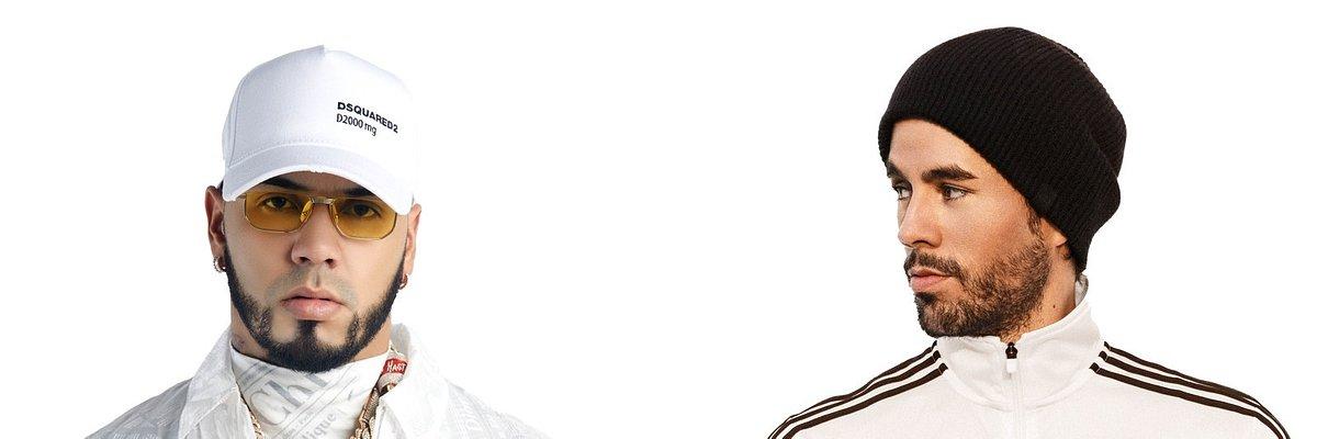Anuel AA nagrał singiel z Enrique Iglesiasem!