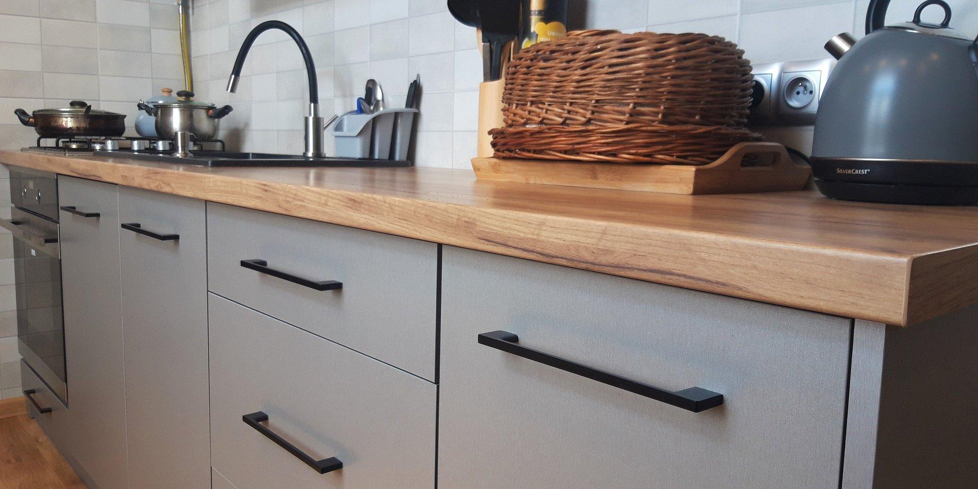 Kronospan oraz Strefa Płyt Magmar zaprojektowali i wykonali meble dla rodziny z Mielca
