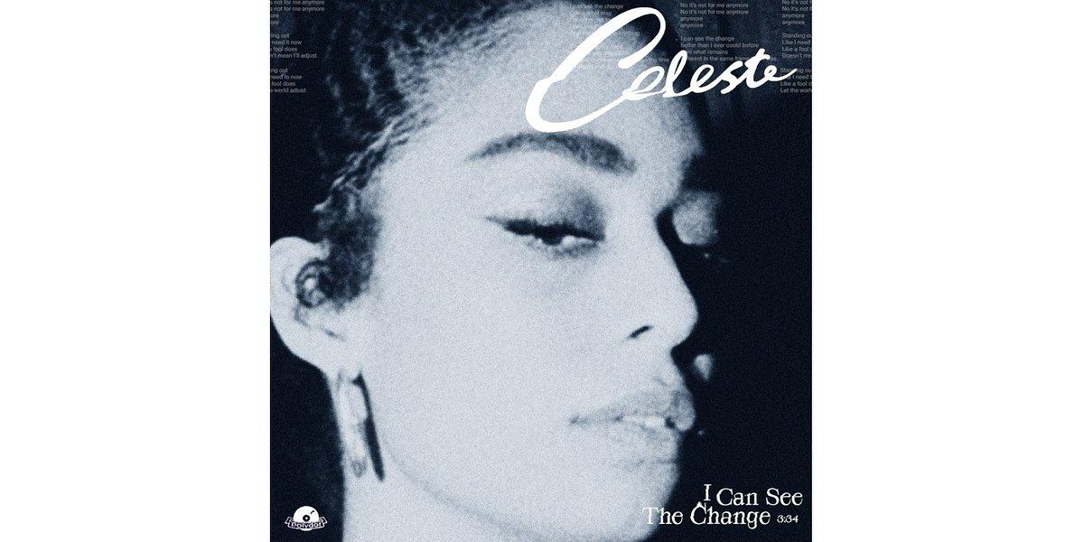 """Celeste prezentuje singiel """"I Can See the Change"""" wyprodukowany przez FINNEASA"""