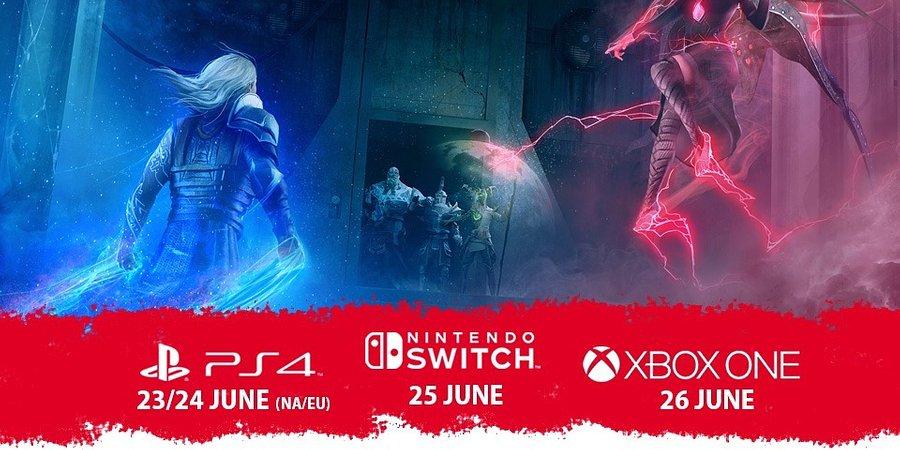 Tower of Time ukaże się wkrótce na konsolach Nintendo Switch, PlayStation 4 i Xbox One