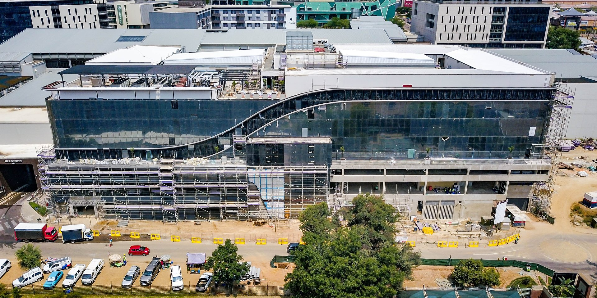 Growthpoint's specialised Cintocare Hospital development achieves Africa's first Green Star rating for a healthcare property