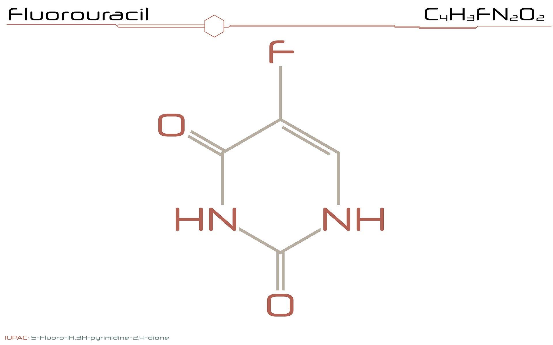 Aktywność DPD i zastosowanie fluorouracylu