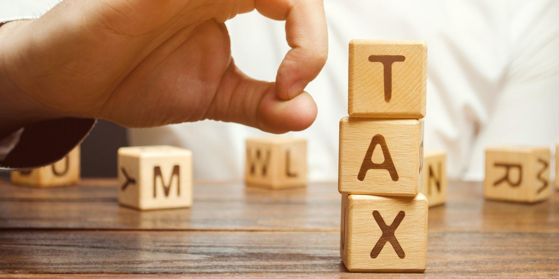 Podatek pobrany za marzec i kwiecień wpłacisz w późniejszym terminie