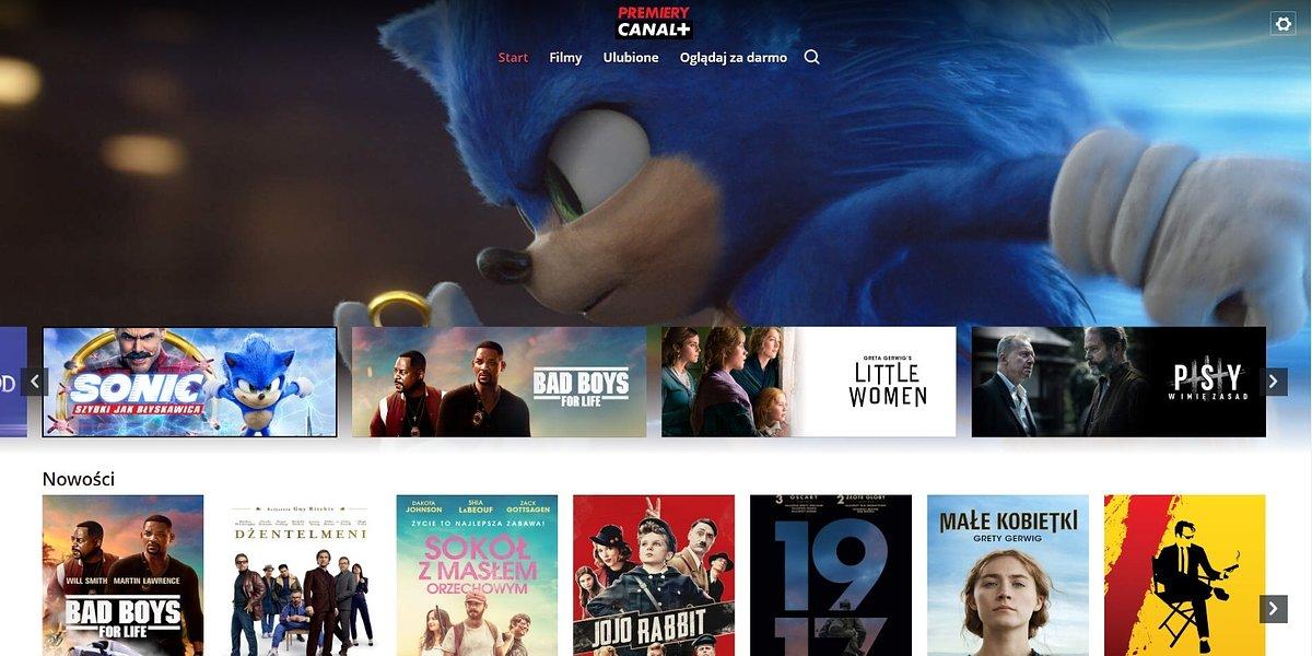CANAL+ uruchamia wypożyczalnię hitów kinowych i filmów online