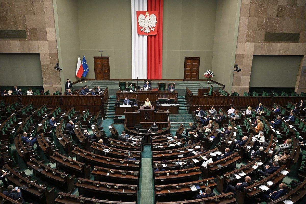 Nowy zespół w Sejmie. Od suwerenności lekowej Polski