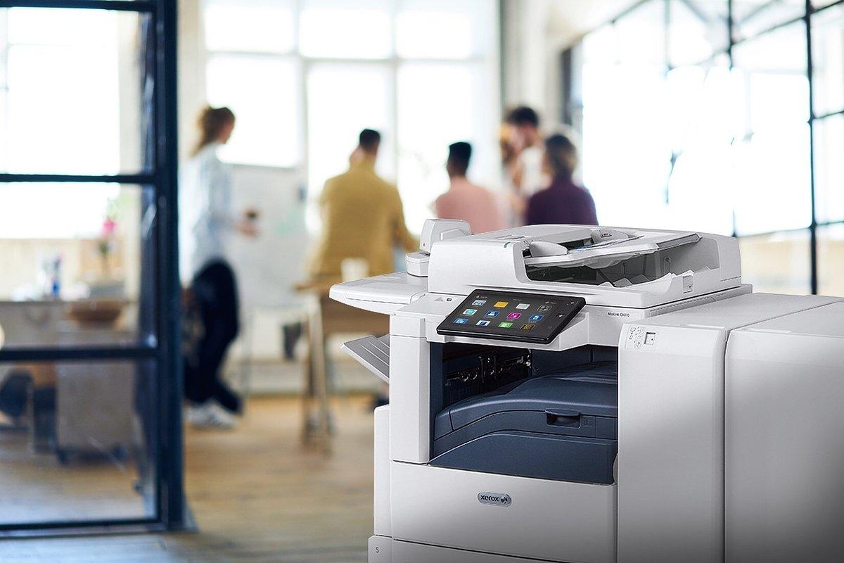Xerox wyznacza nowe trendy w zarządzaniu dokumentami