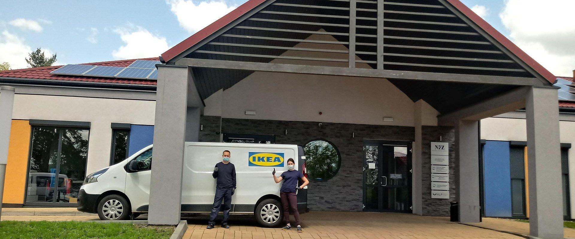 IKEA wsparła Małopolskie Hospicjum dla Dzieci