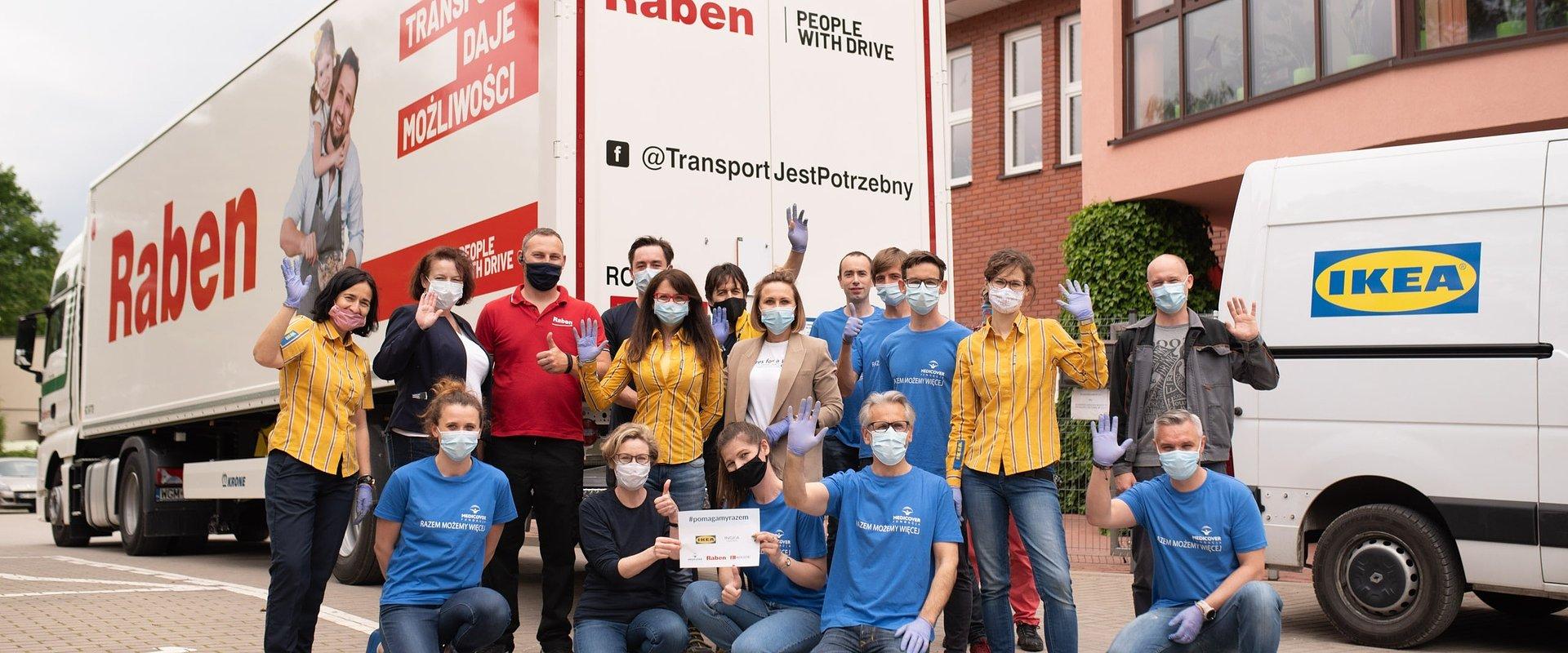 Fundacja Medicover wspiera akcję wyposażenia szpitalnych oddziałów psychiatrycznych dla dzieci i młodzieży w całej Polsce.