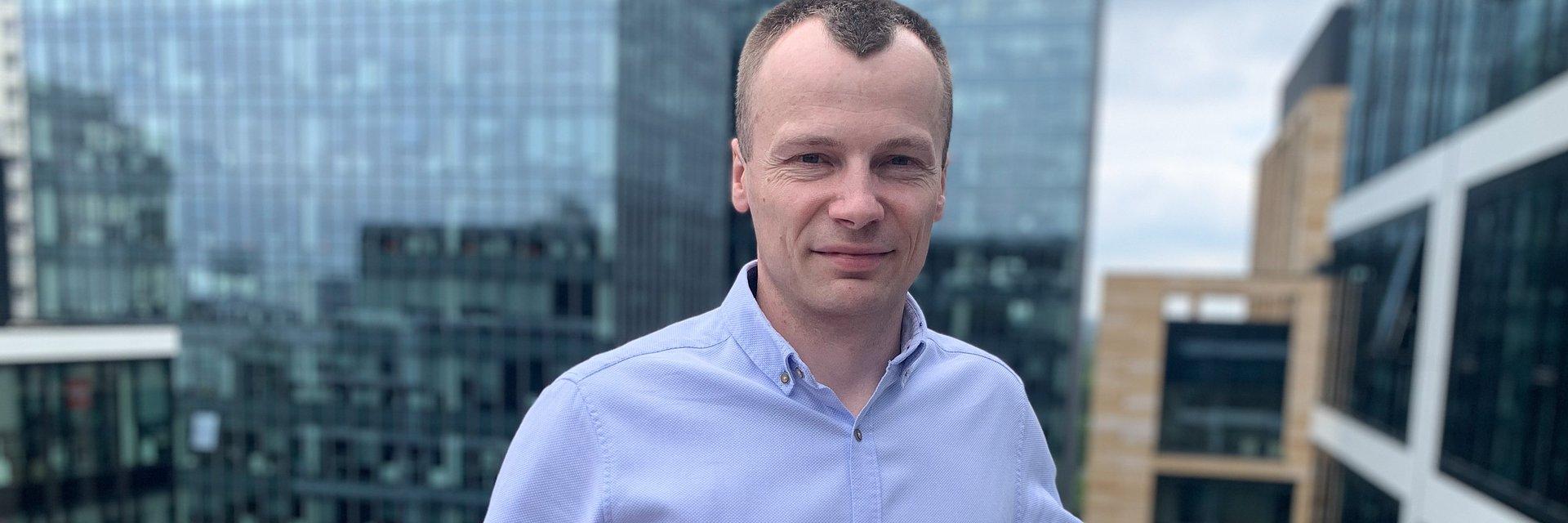 Marcin Kulawik dołącza do zarządu Avivy