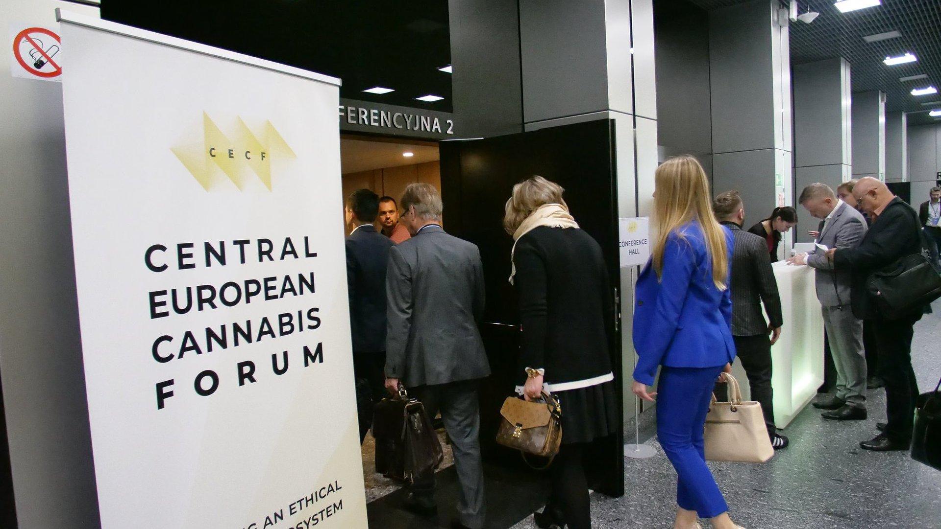 Startuje wirtualna konferencja Central European Cannabis Forum