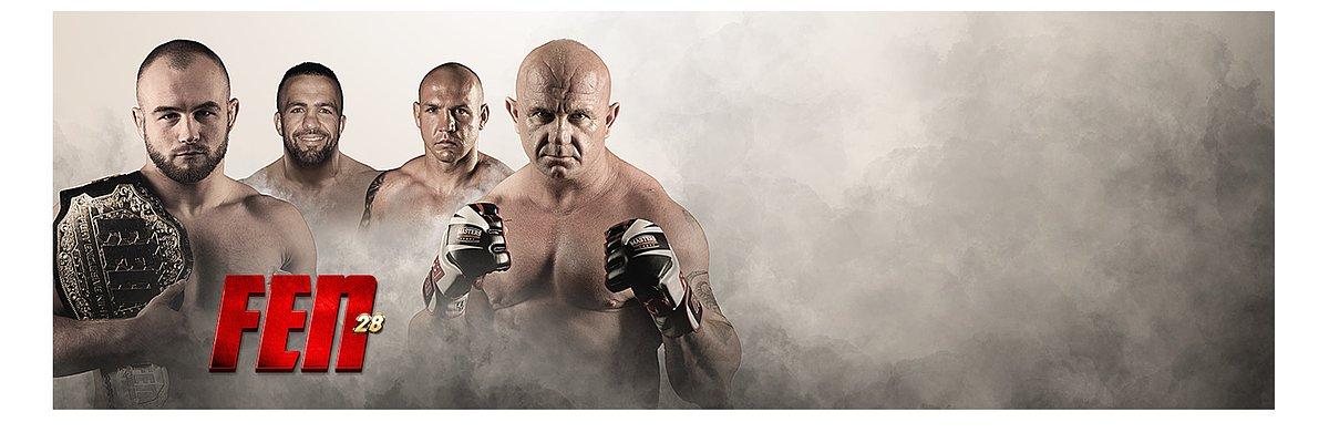Gala FEN 28 LOTOS Fight Night dostępna w UPC Polska