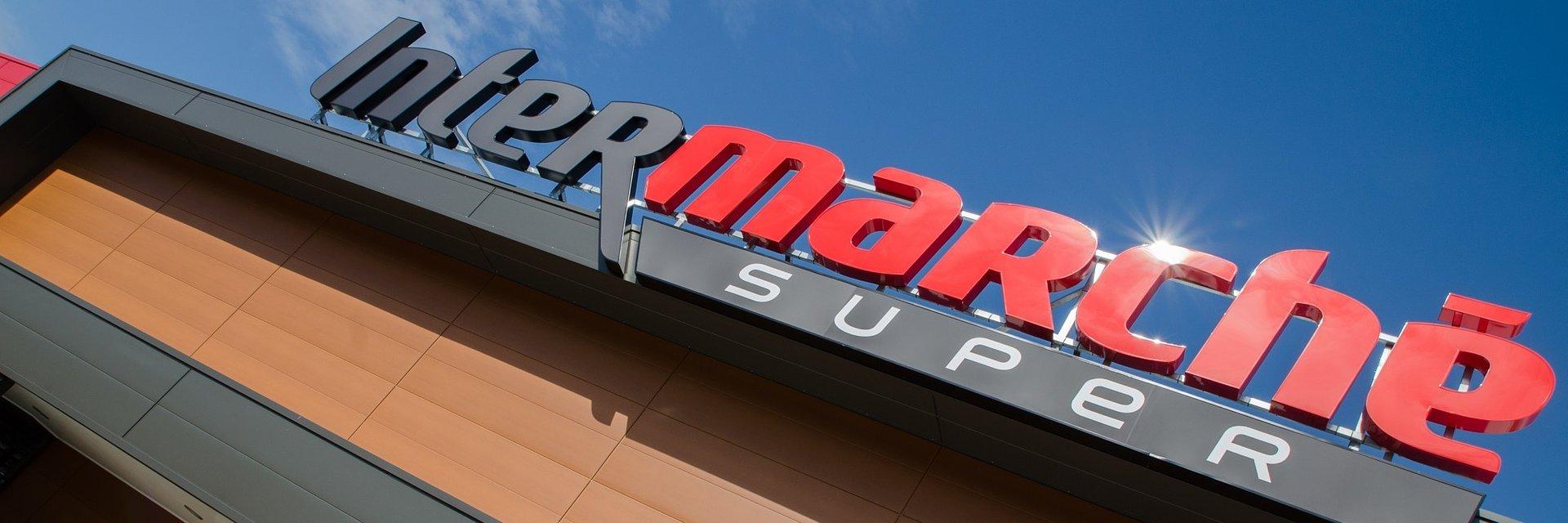 Intermarché renova loja de Valença