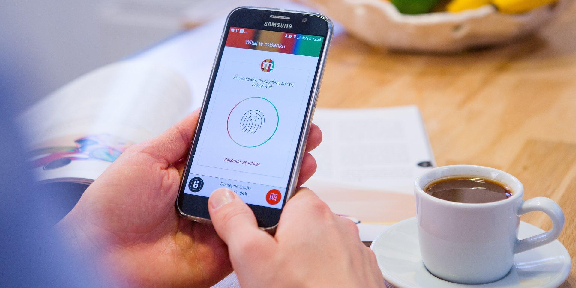 mBank umożliwi założenie konta na selfie