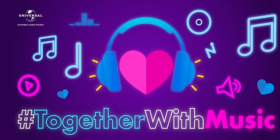 #TogetherWithMusic – nowa kampania na TikToku