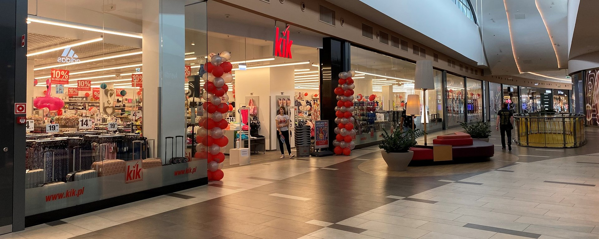 Klient jest Królem – czyli otwarcie sklepu KiK w Avenidzie Poznań