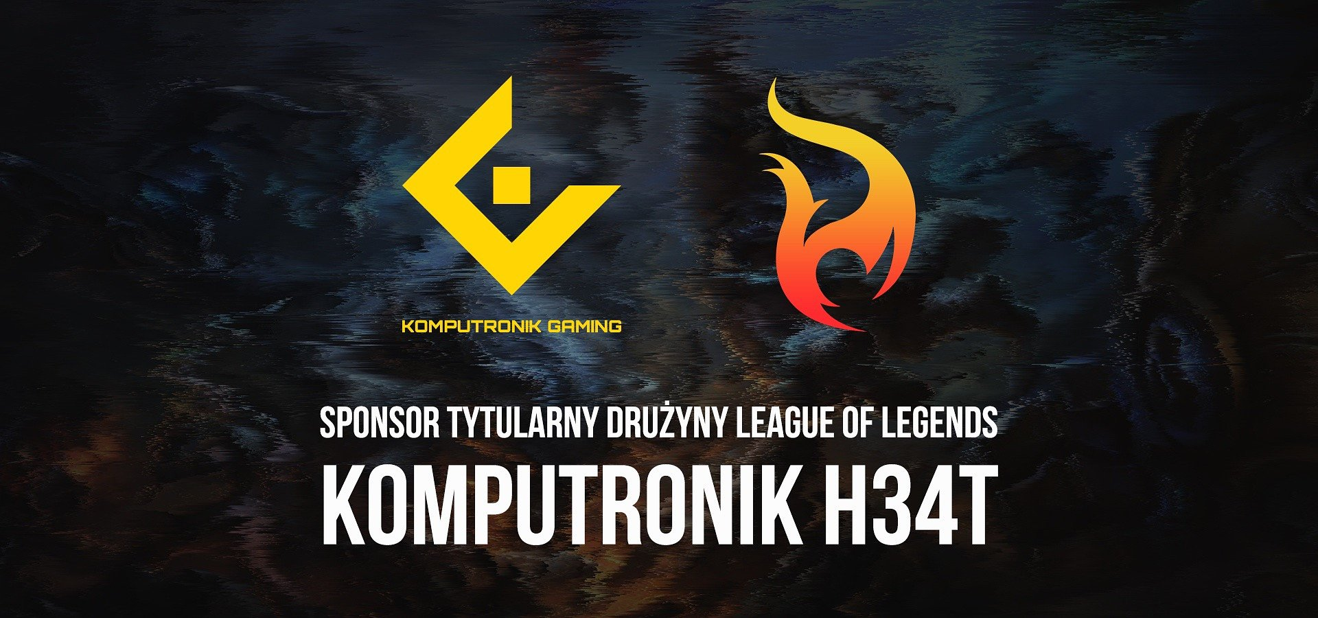 Komputronik Gaming sponsorem tytularnym H34T