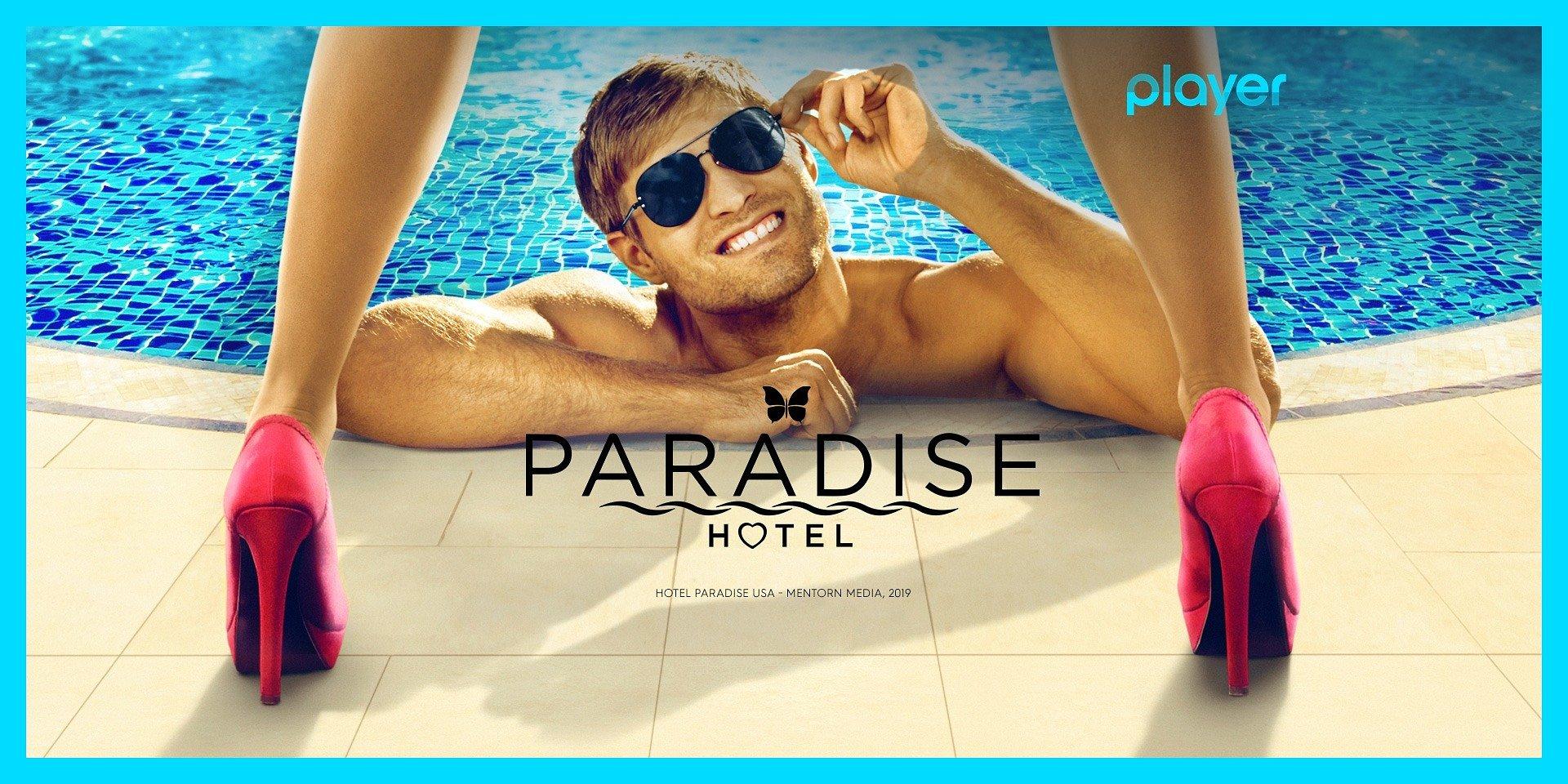 """Amerykańska wersja """"Hotelu Paradise"""" tylko w Playerze!"""