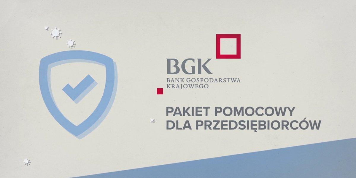 BGK wspiera firmy w walce o przetrwanie oraz utrzymanie miejsc pracy