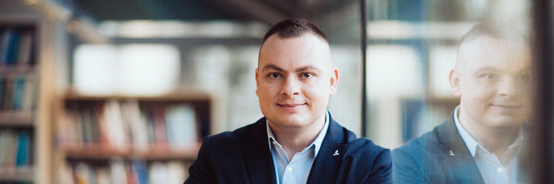 logistyka, inżynieria zarządzania: Bartosz Wernecki
