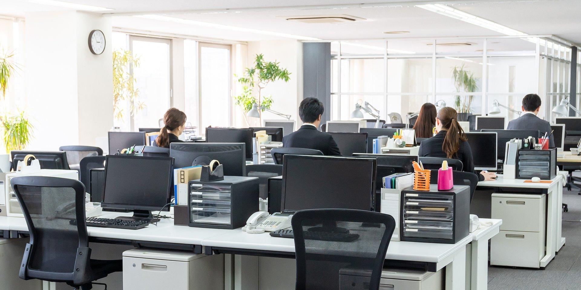 Praca biurowa – zalecenia i wytyczne sanitarne