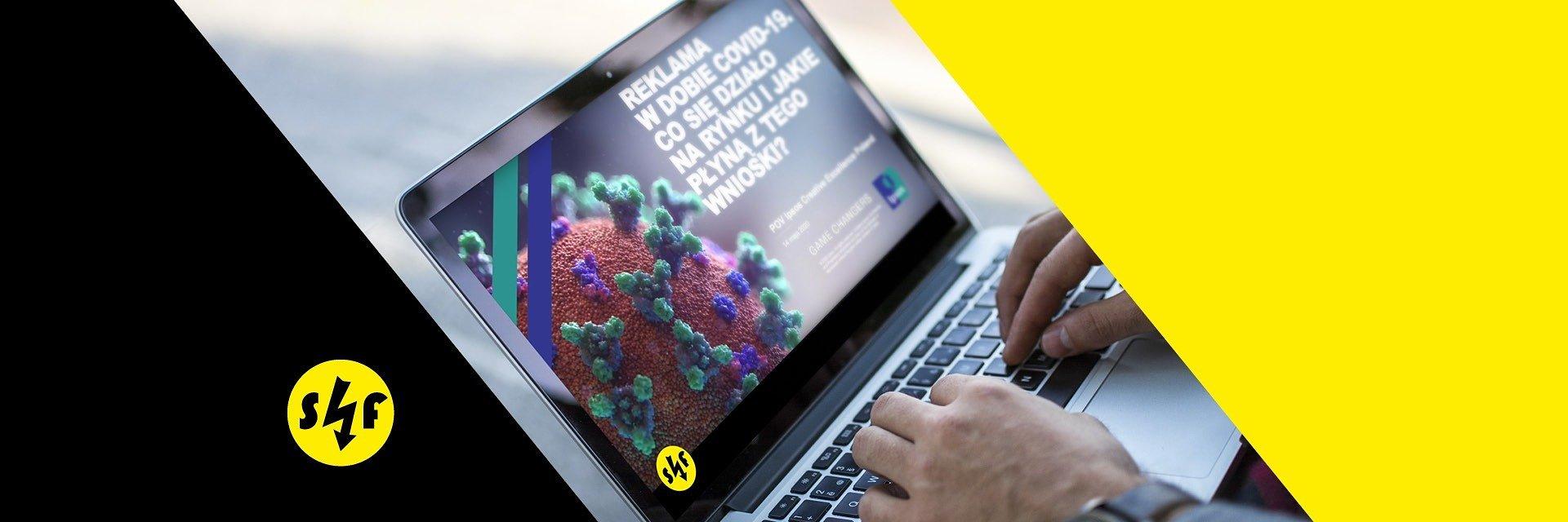 Reklamy Scholz & Friends Warszawa dla marki Plus podczas pandemii z pozytywną opinią w raporcie IPSOS