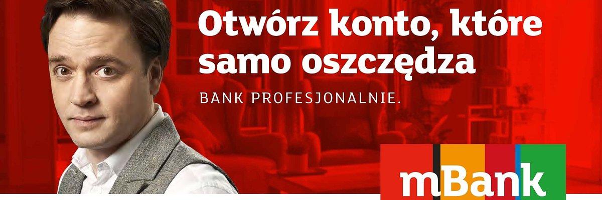 """""""Cześć jestem Czas i pędzę"""" - mBank stawia na """"dobry czas"""" w nowej kampanii BBDO."""