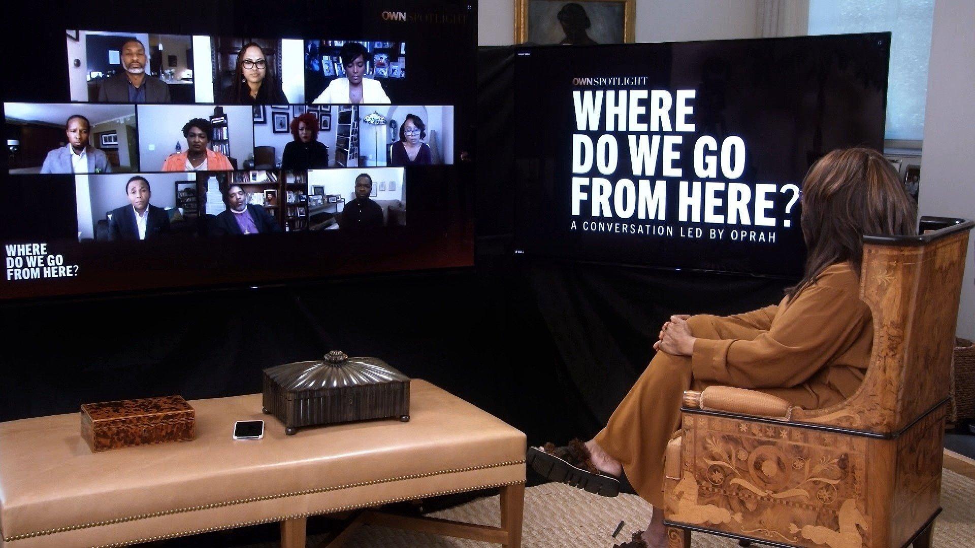 """""""Oprah Winfrey: Co dalej, Ameryko?"""" na kanałach sieci Discovery i Playerze"""