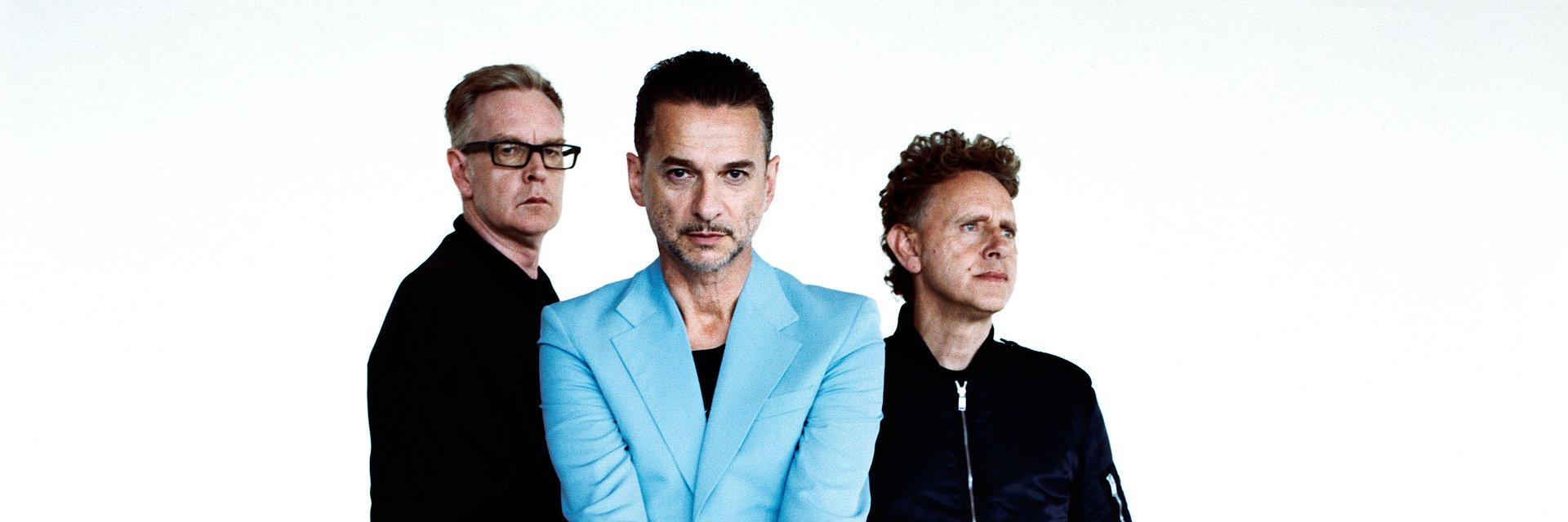 Nowe wydawnictwa od Depeche Mode już 26 czerwca!