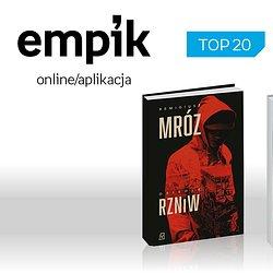 Książkowa lista TOP 20 na Empik.com za okres 14.07 – 28.07.2020 r..jpg