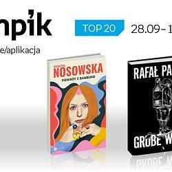 Książkowa lista TOP 20 na Empik.com za okres 28.09-11.10.2020 r..jpg
