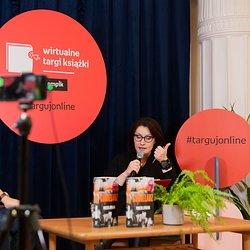 Wirtualne Targi Książki_Wojciech Chmielarz 1.JPG